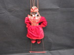 Burmese Puppet - 1 by Normadeane Armstrong Ph.D, A.N.P.