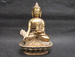 Buddhist Medicine Statue by Normadeane Armstrong Ph.D, A.N.P.