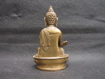 Buddhist Medicine Statue - 2 by Normadeane Armstrong Ph.D, A.N.P.