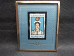 Framed Stamp by Normadeane Armstrong Ph.D, A.N.P.
