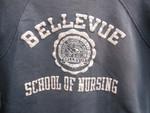 Bellevue School of Nursing Sweatshirt - 1 by Normadeane Armstrong Ph.D, A.N.P.