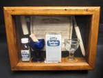 Toothache Soother: Framed Display by Normadeane Armstrong Ph.D, A.N.P.