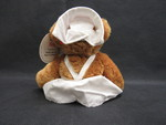 Toy: Nurse Bean Bag Bear - 1 by Normadeane Armstrong Ph.D, A.N.P.