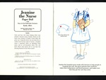 Toy: Jeanine the Nurse Paper Doll - 1 by Normadeane Armstrong Ph.D, A.N.P.