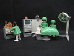 Toy: Playmobil Hospital Set by Normadeane Armstrong Ph.D, A.N.P.