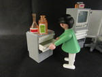 Toy: Playmobil Hospital Set - 2 by Normadeane Armstrong Ph.D, A.N.P.