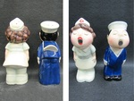 Toy: Salt and Pepper Shakers - 2 by Normadeane Armstrong Ph.D, A.N.P.