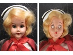 Toy: Nurse Doll I - 3 by Normadeane Armstrong Ph.D, A.N.P.