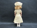 Toy: Nurse Doll L - 2 by Normadeane Armstrong Ph.D, A.N.P.