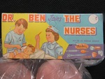 Toy: Dr. Ben Joins the Nurses Dolls - 2 by Normadeane Armstrong Ph.D, A.N.P.